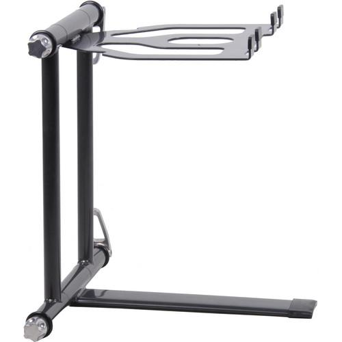 Crane Hardware Crane Stand Plus - Folding Laptop CV3-PLS-GRY