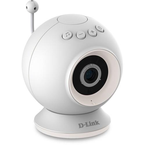 D-Link DCS-825L Day/Night Wi-Fi HD Baby Camera DCS-825L