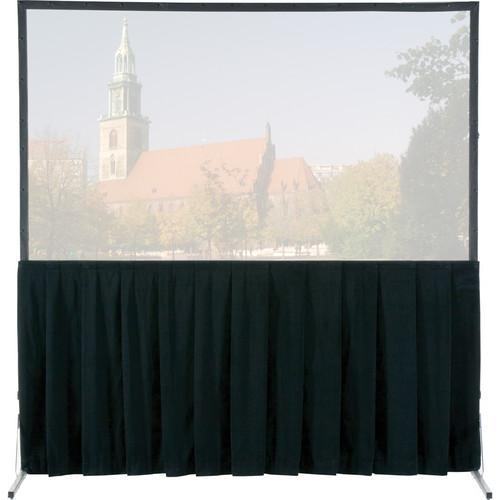 Da-Lite Skirt Drapery for HD and Truss Deluxe Projection 93031