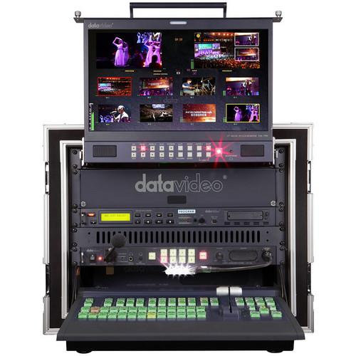 Datavideo MS-2800A 8-Channel HD/SD Mobile Video Studio MS-2800A