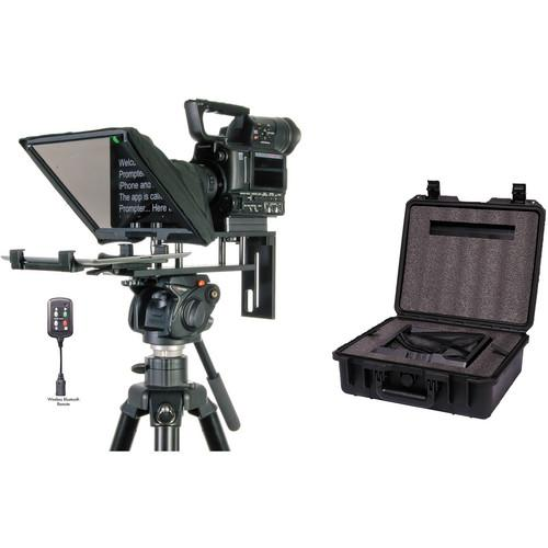 Datavideo TP-300B Prompter and Hard Case Kit for iPad TP300 PK
