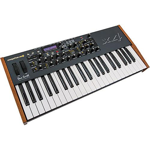 Dave Smith Instruments Mopho x4 44-Key Polyphonic DSI-2204