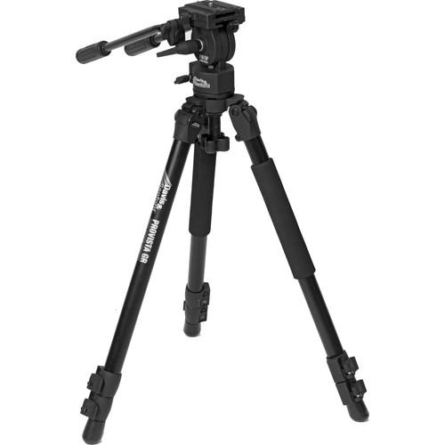 Davis & Sanford Provista Grounder Video Tripod, FM18 Fluid Head
