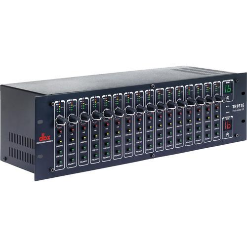 dbx  TR1616 Performance I/O Interface TR1616