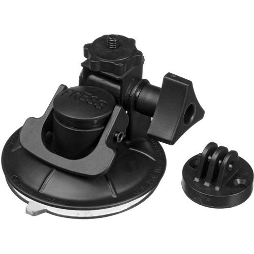 Delkin Devices Fat Gecko Stealth Suction Mount DDMNT-SLTH-GP
