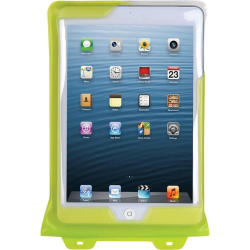 DiCAPac Waterproof Case for Apple iPad mini (Green) WP-I20M-GR