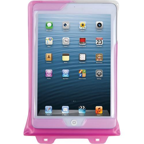 DiCAPac Waterproof Case for Apple iPad mini (Pink) WP-I20M-P