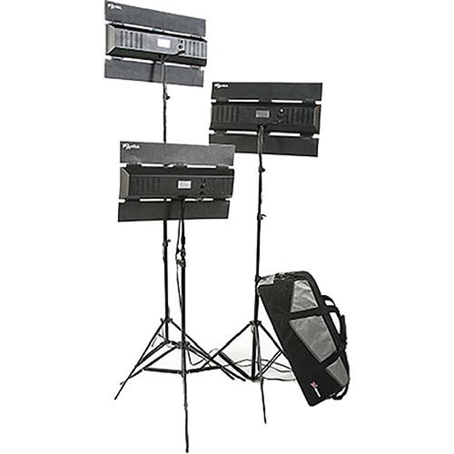 Digital Juice Aura Three-Point Lighting Kit FLOR1-KIT1