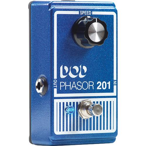 DigiTech DOD Phasor 201 Guitar Effect Pedal DOD201-13