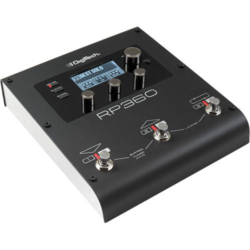 DigiTech RP360 - Guitar Multi-Effects Pedal with USB RP360