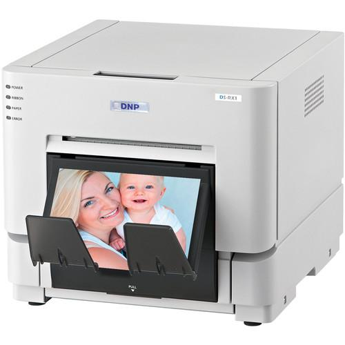 DNP  DS-RX1 Dye-Sub Color Photo Printer RX1