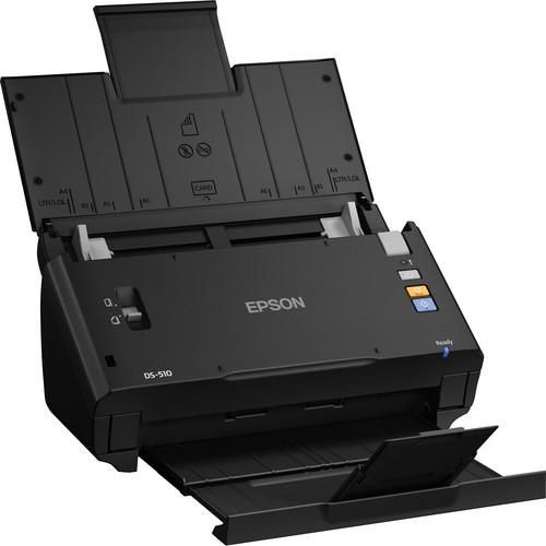 Epson WorkForce DS-510 Color Document Scanner B11B209201
