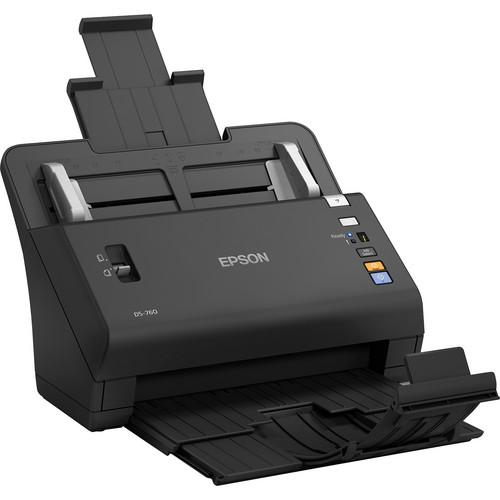 Epson WorkForce DS-760 Color Document Scanner B11B222202