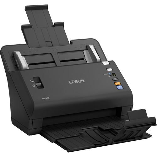 Epson WorkForce DS-860 Color Document Scanner B11B222201