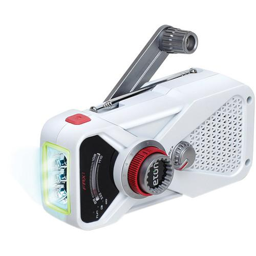 Eton FRX1 Hand Turbine Radio with LED Flashlight ARCFRX1WXW