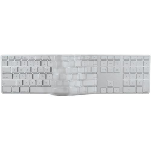 EZQuest Invisible Keyboard Cover for Apple Wired Keyboard X22308