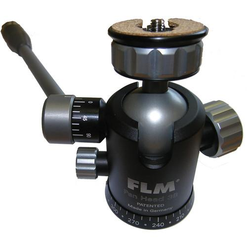 FLM PH-38 Pan Head with PRB45 Quick Release Set 12 38 906