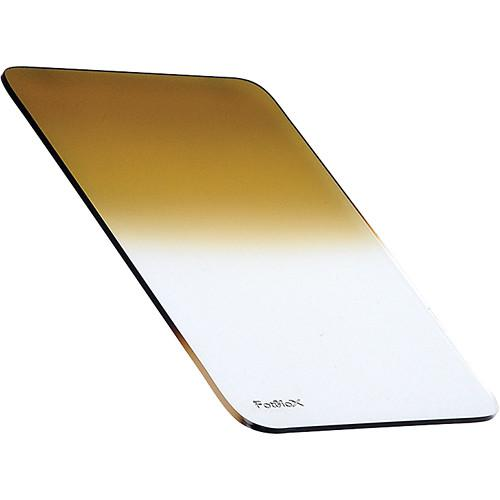 FotodioX 130 x 173mm Soft-Edge Graduated FLTR-130MM-SEPIA