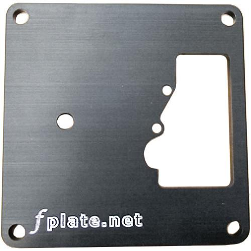 fPlate Single Floor Plate for PocketWizard & Tripod Head