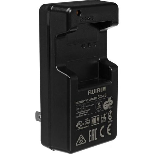 Fujifilm BC-48 Charger for NP-48 Lithium-Ion Battery 16415154