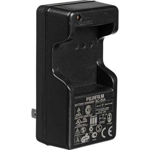 Fujifilm BC-85A Charger for NP-85 Li-Ion Battery 16420343