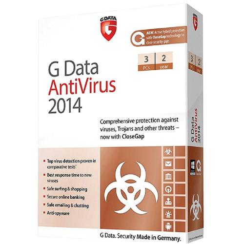 G Data Software Antivirus 2014 Software Download 280914800