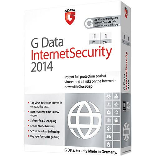 G Data Software Internet Security 2014 Software 280946000