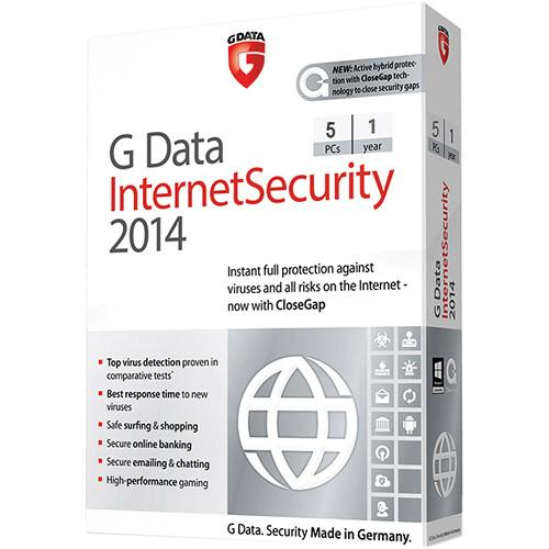 G Data Software Internet Security 2014 Software 280946400