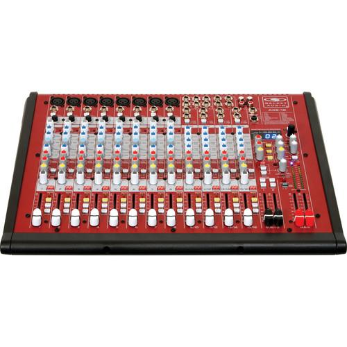 Galaxy Audio AXS-16 16-Input Analog Audio Mixer AXS-16