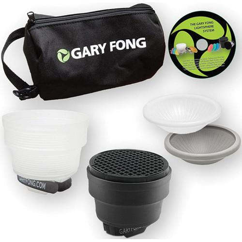 Gary Fong Lightsphere Collapsible Portrait Lighting Kit LSC-SM-P