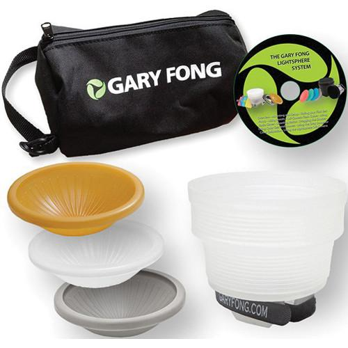 Gary Fong Lightsphere Collapsible Wedding & Event LSC-SM-WE