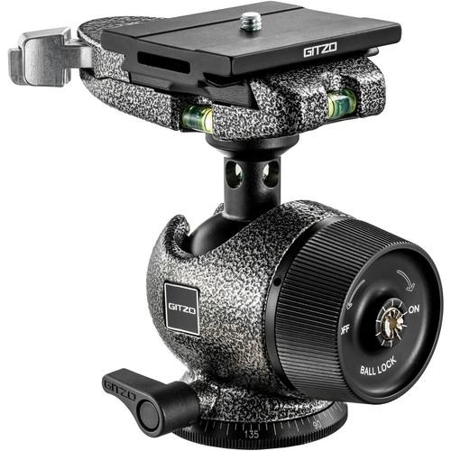 Gitzo Series 2 GH2780QD Center Ball Head with Bubble GH2780QD