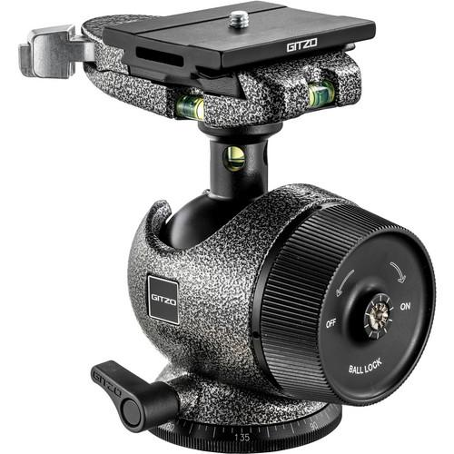 Gitzo Series 3 GH3780QD Center Ball Head with Bubble GH3780QD
