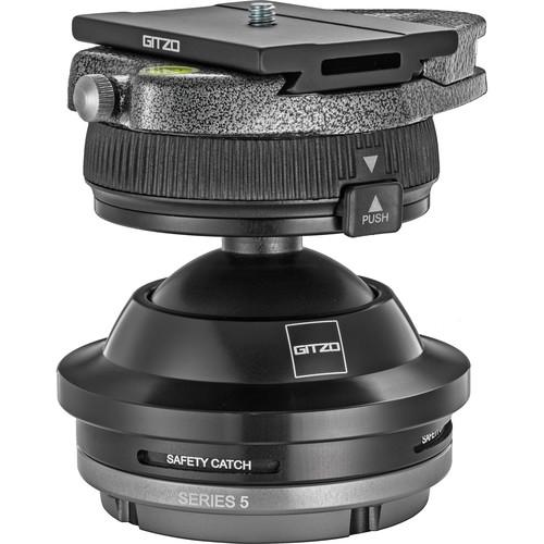 Gitzo  Series 5 Systematic Ball Head GH5381SQD