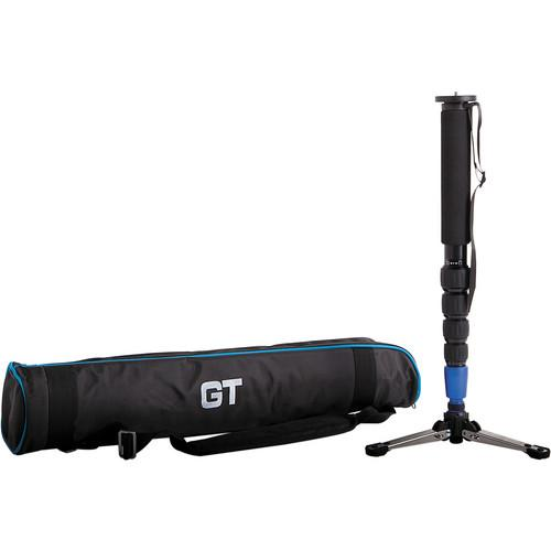 Glidetrack Aluminum Monopod with Spreader GTPRO-MONO
