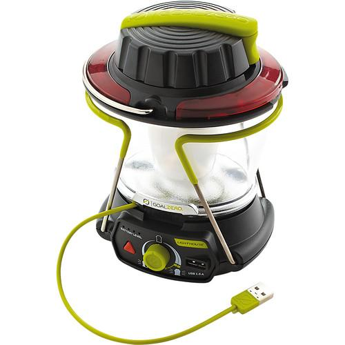 GOAL ZERO Lighthouse 250 LED Lantern / USB Hub GZ-32001