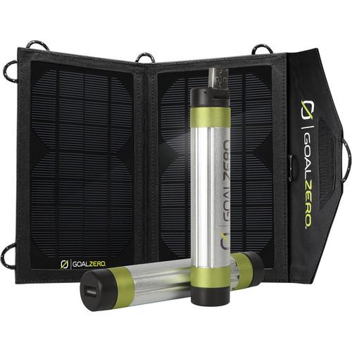 GOAL ZERO  Switch 8 Solar Recharging Kit GZ-41001