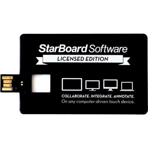 Hitachi StarBoard Software 9.X Licensed Edition SBSWSAUG