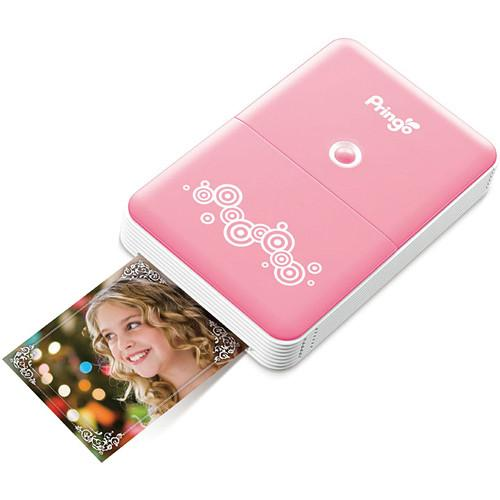 HiTi Pringo P231 Portable Photo Printer (Pink) 88.P3037.01A