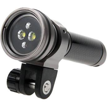 I-Torch  Carbonic II LED Dive Light FL-474