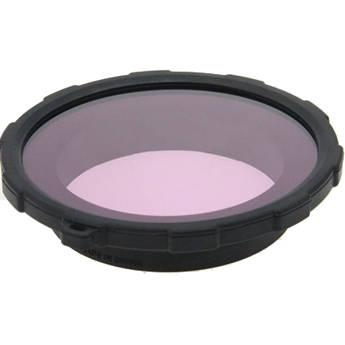 I-Torch Magenta Underwater Filter for UWL-06 iPix Lens MRF-UWL06