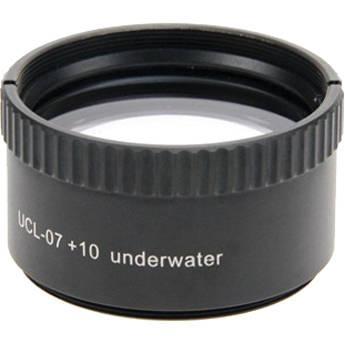 I-Torch UCL-07  10 Achromatic Underwater Close-Up Lens UCL-07