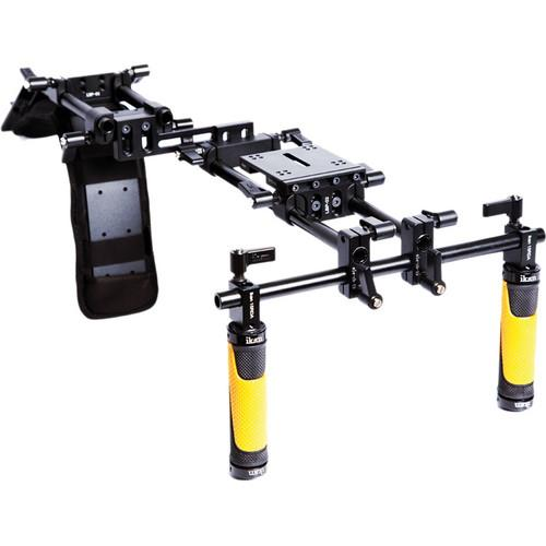 ikan Offset Shoulder Rig Turnkey Kit with Follow Focus &