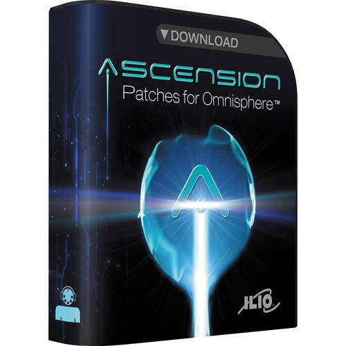 ILIO Ascension - Patches for Omnisphere (Download) IL-ASCN