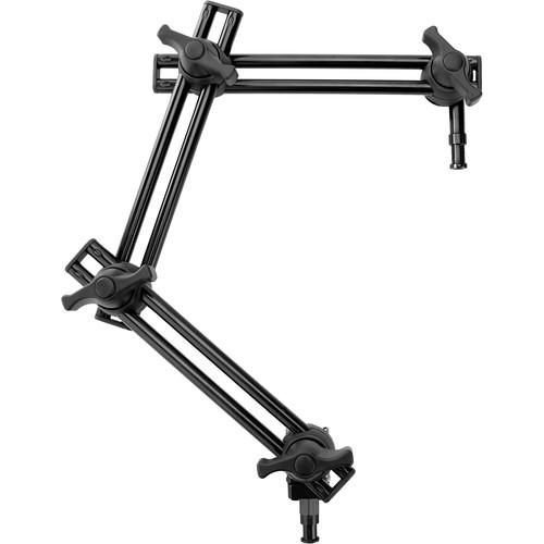 Impact 3 Section Double Articulated Arm with Camera BHE-119K