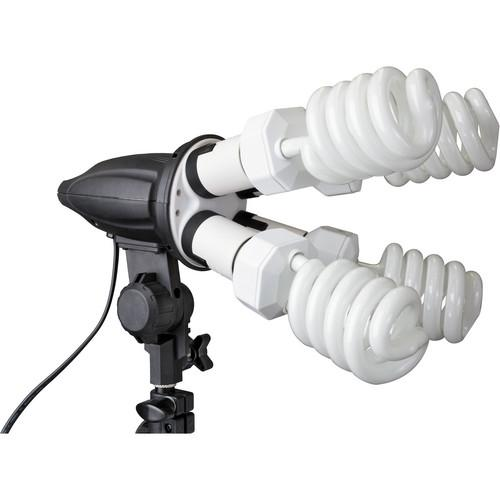 Impact Soft and Natural Creator 4 Socket 2 Light Kit FFS4-2KI
