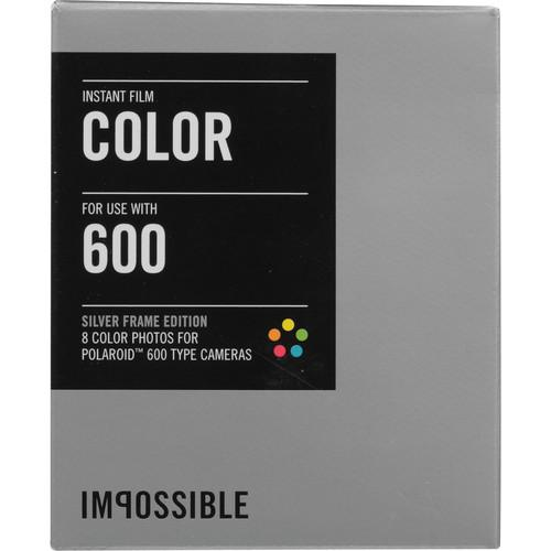 Impossible Instant Color Film with Silver Frames 2933