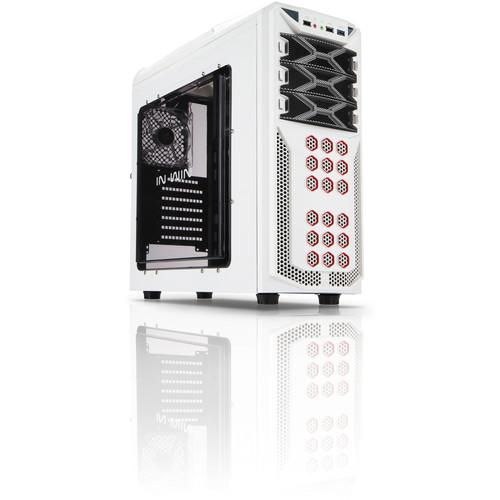 In Win  GT1 System Cabinet (White) GT1 (WHITE)