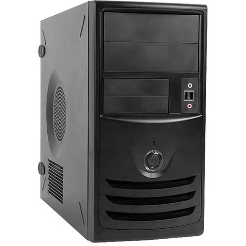 In Win Z583 microATX Chassis (Black/Silver) IW-Z583T.G350TB3L