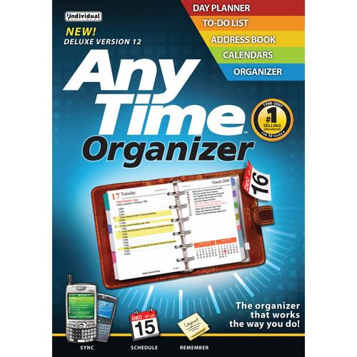 Individual Software Anytime Organizer 12 (Download) ATORGV12
